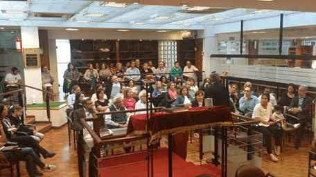 Mitjabrim Le-Chinuch: A model of collaboration between day schools in Uruguay