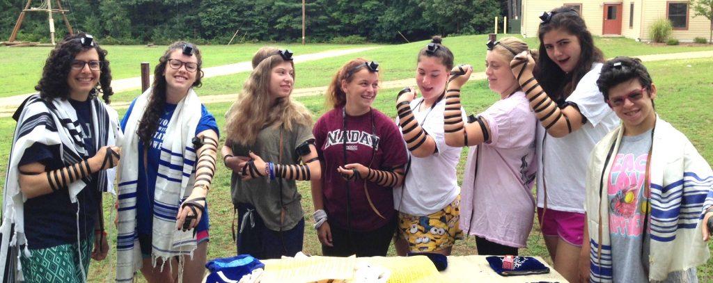 The Girls' Tefillin Initiative