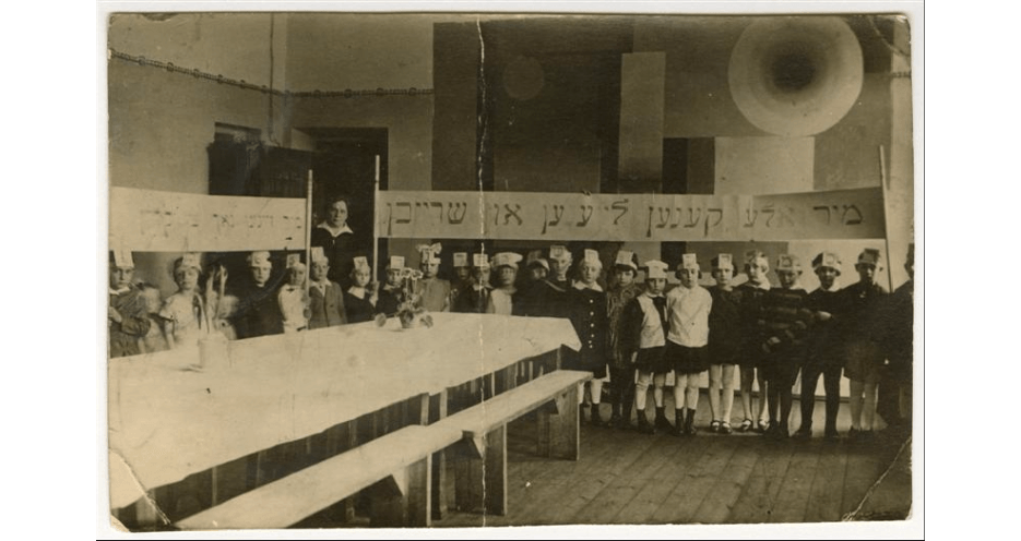 Teachers Weigh In: The First Day of Class  לויט די לערערס
