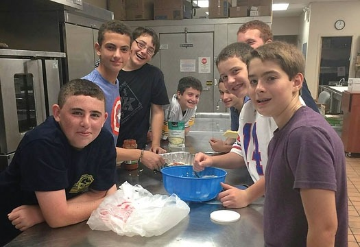 New program aims to get B'nai Mitzvah teens to open up