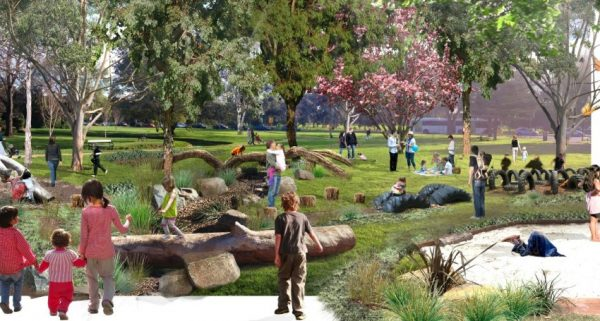 Playgrounds No Longer in Sync with Our Understanding of Play