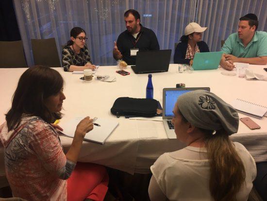 Jewish Day School Leaders Go to Harvard