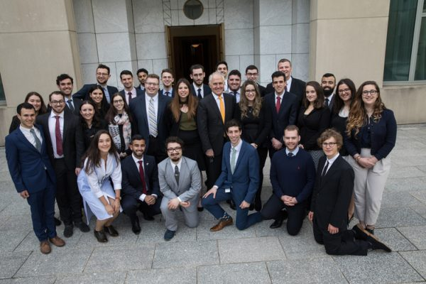 Australian Jewish News Coverage of AUJS PTS 2017: AUJS in Canberra