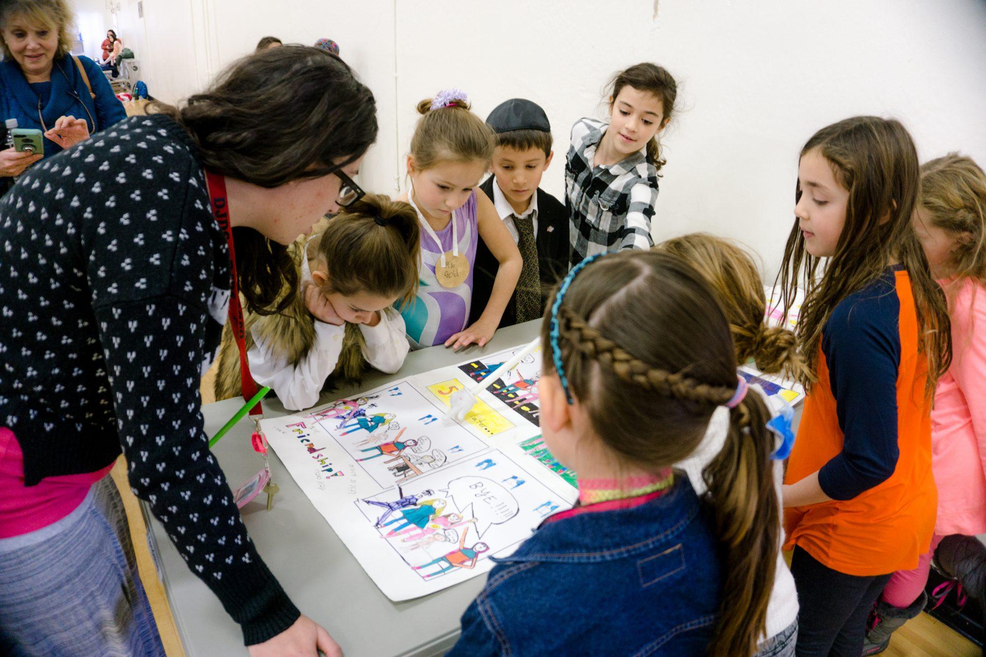 Zman Cheker – Using PBL to Unite the School Community Around Learning