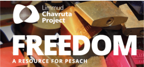 """""""Freedom – A Resource for Pesach"""" Inaugurates Limmud Five-part Israel at 70 Chavruta Series"""